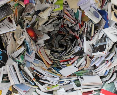 eliminación documentos