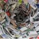 Destrucción certificada de documentos confidenciales
