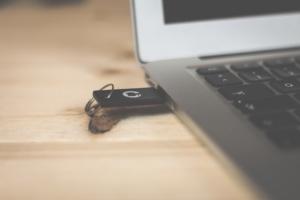 destruir USB
